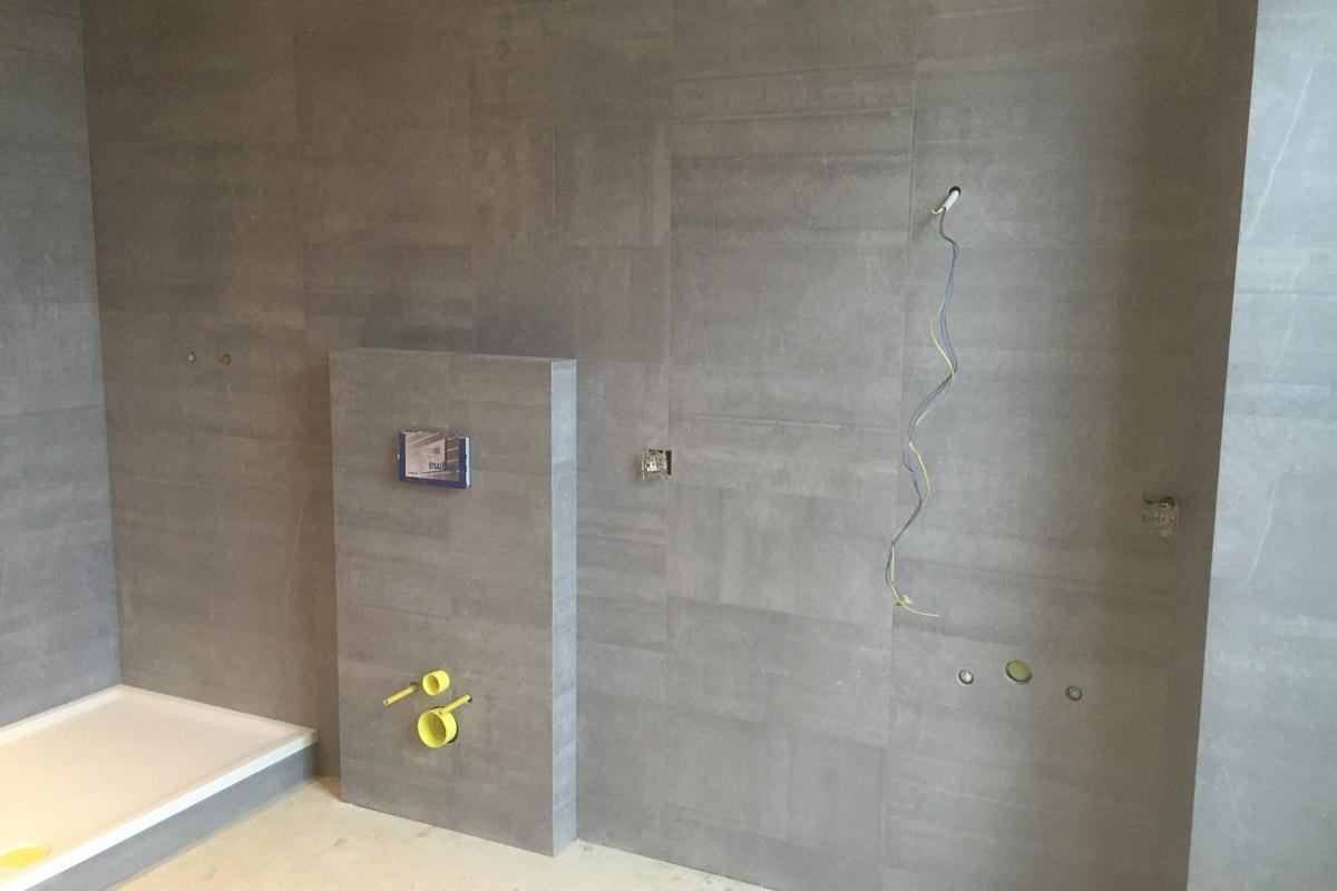 Wildverband Tegels Badkamer : Badkamer keramische tegels zelfvloeren